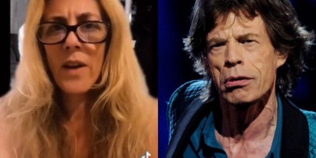 Narcisa Tamborideguy's girlfriend says she played a 'difficult game' with Mick Jagger and lost to Luciana Jimenez