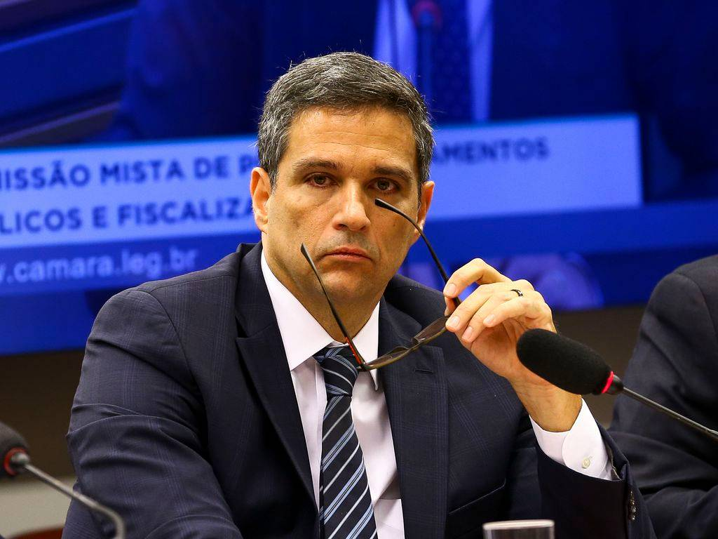 Kapitalo co-founder says, a change of tone in today's Campos Neto speech can happen in the foot
