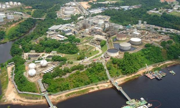 The Isaac Saba (Riman) Refinery was opened on January 3, 1957, and is located on the left bank of the Rio Negro River, in Manaus, Amazonas state.  On May 31, 1974, it was incorporated into the Petrobras system Image: cloning