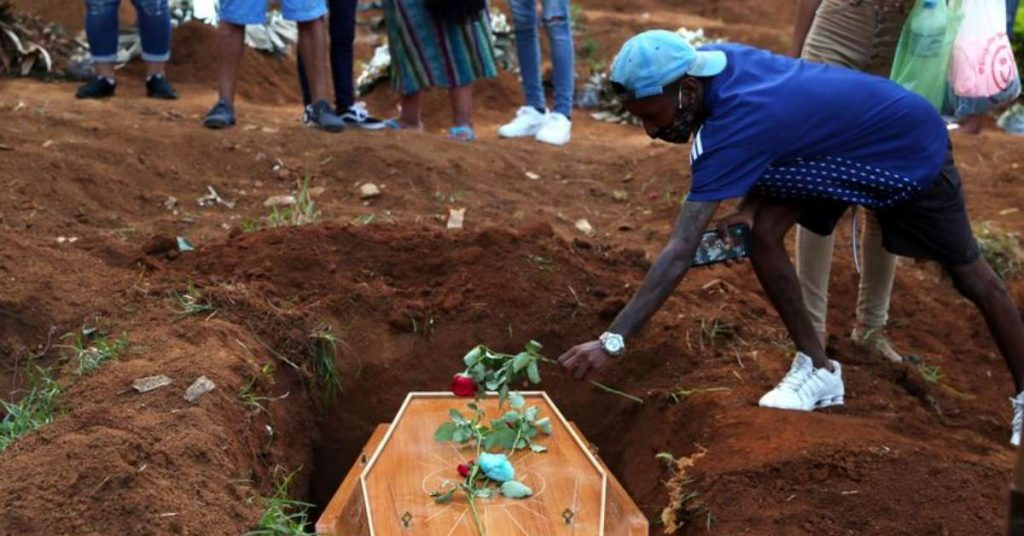 Brazil exceeds 590,000 deaths per COVID-19