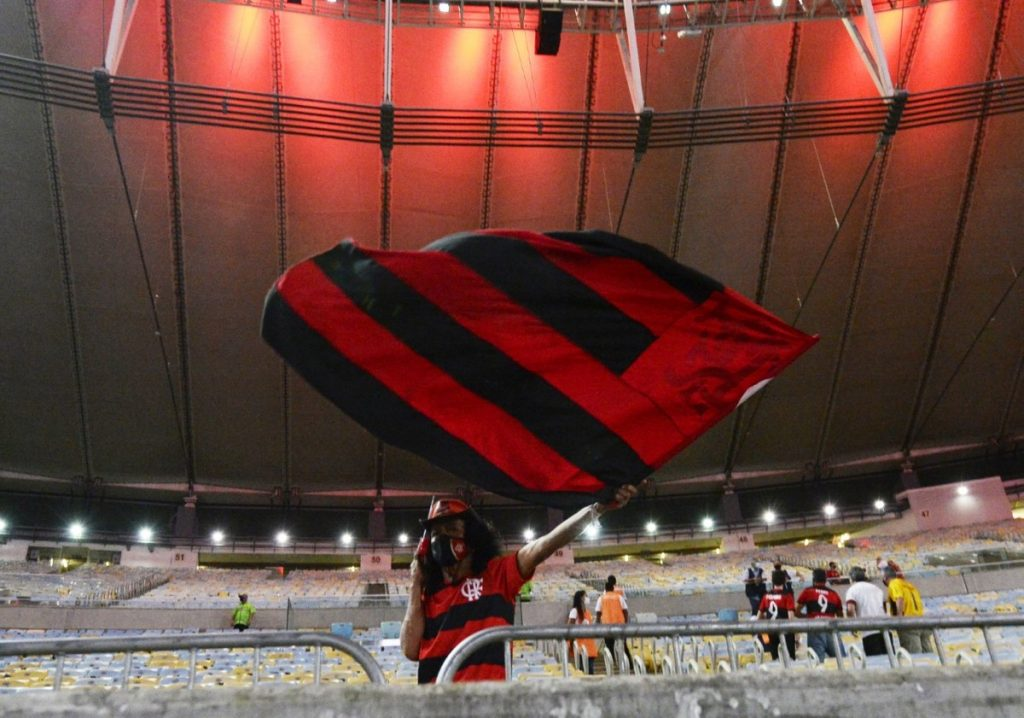 About 20,000 Flamengo tickets were sold for the Libertadores semi-final |  flamingo