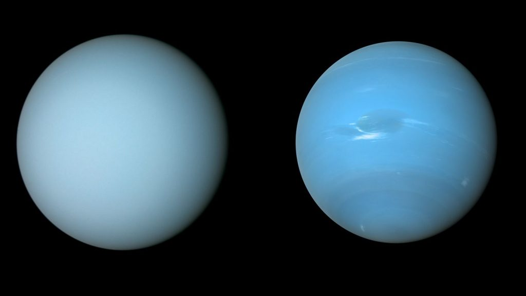Hail discovery on Jupiter could solve the mystery of Uranus and Neptune