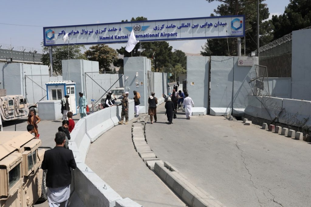 Kabul relief airport reopens and domestic flights resume    Economie