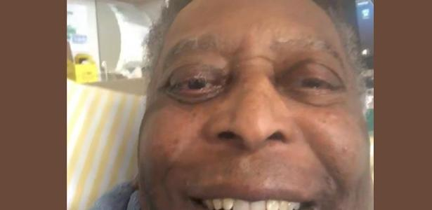 Pele's daughter says her father is 'ready to get out of the intensive care unit'
