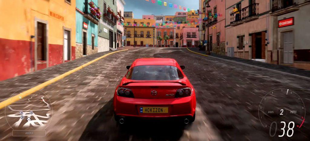 See Forza Horizon 5 running on Xbox Series S.
