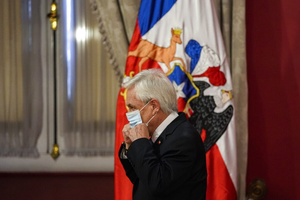 Chile opposition calls for Sebastian Pinera to be fired over Pandora Papers case    Globalism
