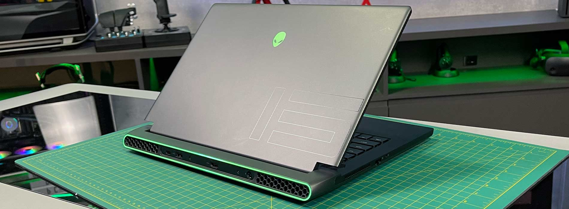 Analysis: Alienware M15 R6 - Straight to our highest standards