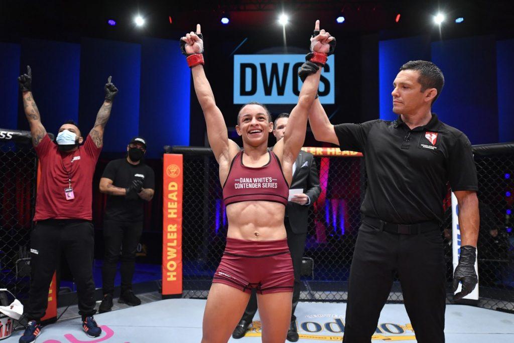 Rival Series Episode 7: Maria Silva Wins But No Contract    Fight