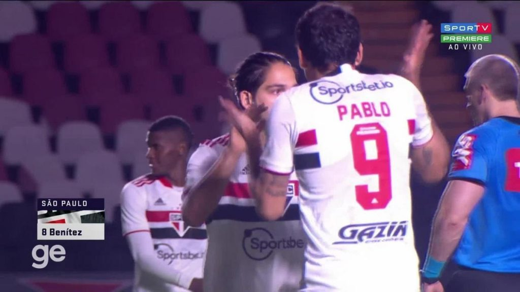 Sao Paulo opens dialogue with Independiente to expand Benitez loan    Sao Paulo