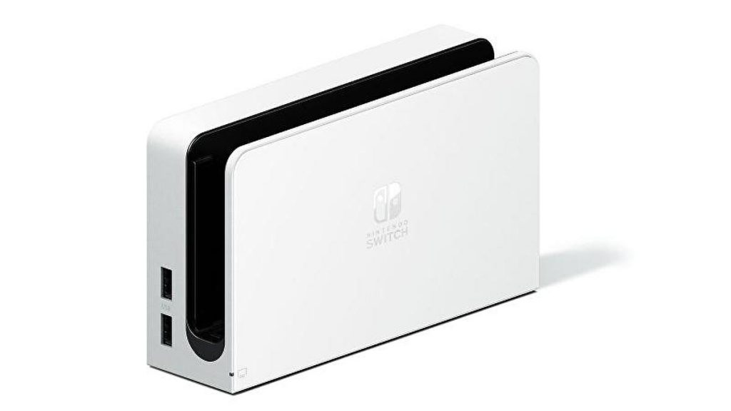 Switch OLED dock may be able to support 4K • Eurogamer.pt