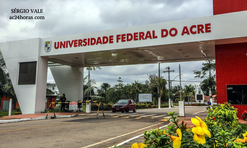 Ufac offers 61 vacancies for masters in science, health, science and mathematics    ac24horas.com