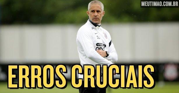 Vitor Cicaroli criticizes Sylvinho's choices and players' attitude in defeating Corinthians
